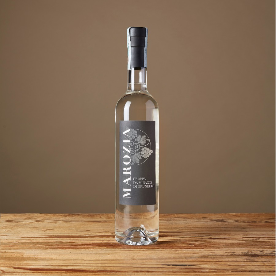 Grappa Marozia - Brunello's march